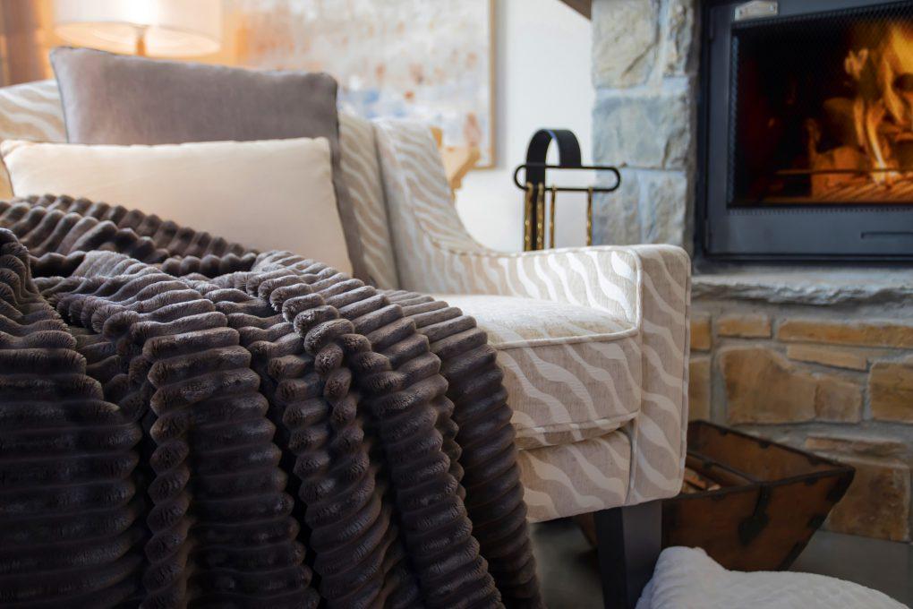 mantas sofa