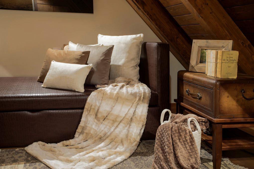mantas para sofa